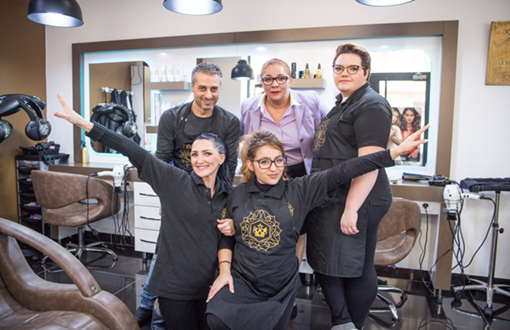 coiffeur annemasse, coiffure annemasse, salon coiffure annemasse, royaume de noor